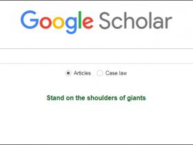 如果Google Scholar欺骗了你,不要悲伤~AI学术引擎Semantic Scholar来了!