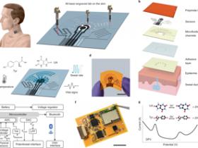生物评论周报第106期:Nature Biotechnology:激光雕刻可穿戴传感器用于尿酸和硫的灵敏检测