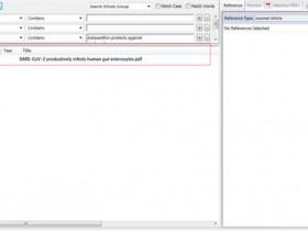 EndNote X9使用进阶三:导入文件不完整怎么办?