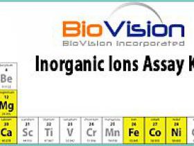 特色无机离子检测试剂盒丨BioVision解决方案