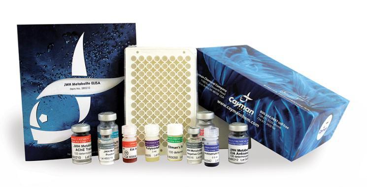 COX活性检测试剂盒与COX-1/COX-2抗体—环氧化酶检测方案