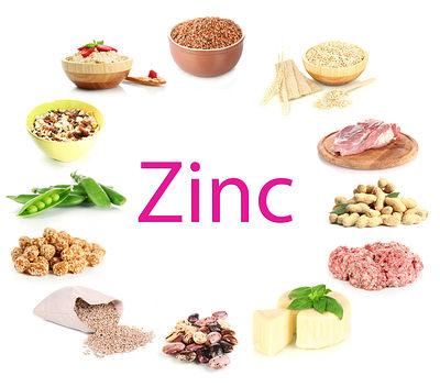 含锌(Zn)食物