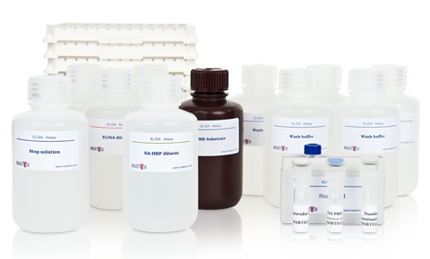 Mabtech品牌的穿孔素ELISA试剂盒