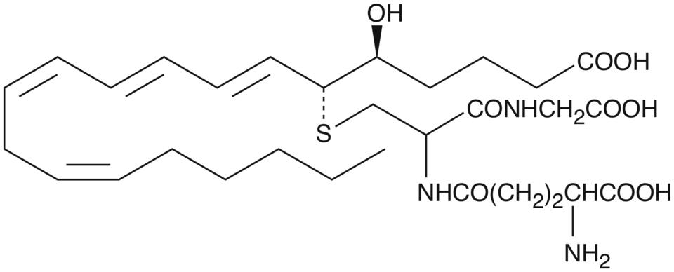 白三烯、脂氧辛酸和血栓烷质谱标准品