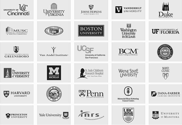 ProSpec 与大学机构合作