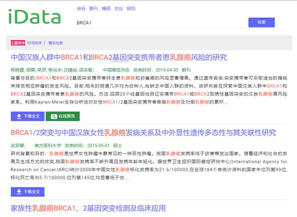 iData关键词