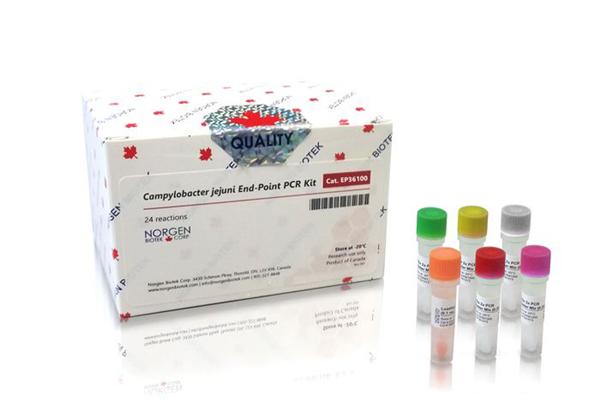 食物和牛奶病原体检测试剂盒