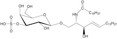 硫酸脑苷脂