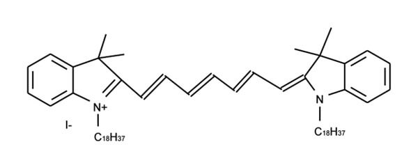 DiR碘化物结构式