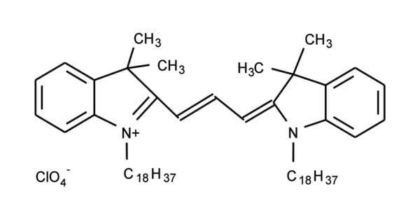Dil高氯酸盐结构式